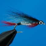Roach Fry Lure L/S Trout Fishing Fly #10 (L140)