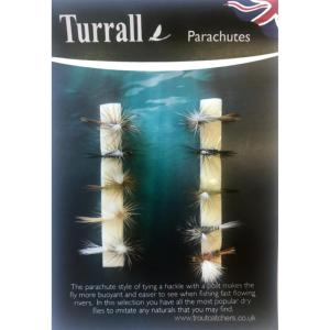 Parachutes Turrall Fly Selection - PAS