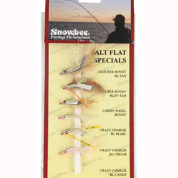 Snowbee Salt Flat Specials Fly Selection - SF402