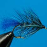 Bruiser Wet Irish Bumble Trout Fishing Fly #10 (W304)