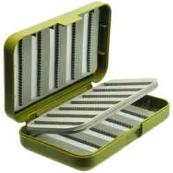 Richard Wheatley Comp-Lite Swingleaf Fly Box - 9602