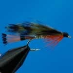 Perch Fry Lure L/S Trout Fishing Fly #10 (L138)