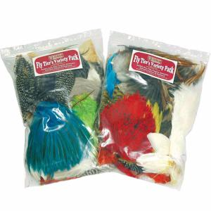 Whiting Fly Tyers Variety Pack