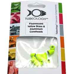 Tubeology Fluorescent Yellow Coneheads