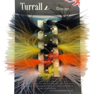 Dancers Turrall Fly Selection - DNS