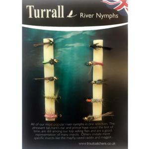 River Nymphs Turrall Fly Selection - RNS
