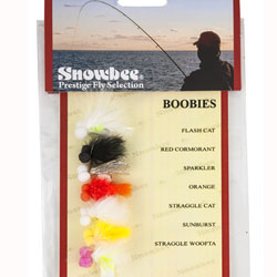 Snowbee Boobies Fly Selection - SF113