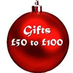 Stocking Filling Gifts £50 to £100