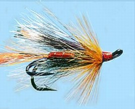 Turrall Double Salmon Ally's Shrimp Red - Ds02