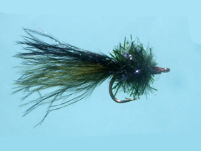 Turrall Kennick Killer Unweighted Damsel - KK12
