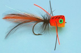 Turrall She Devil Trout Popper - Po11