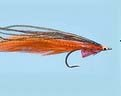 Turrall Saltwater Deceiver Orange - Sw24-Size 1/0