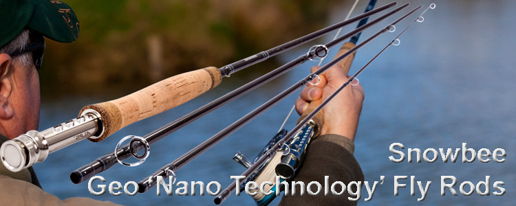 Snowbee Geo Nano Technology Fly Rods
