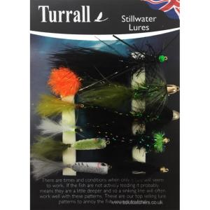 Stillwater Lures Turrall Fly Selection - SLS