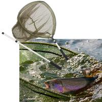 Snowbee 3 in 1 Hand Trout Landing Net - 15112