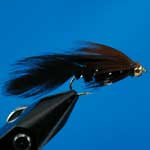 Ace Of Spades Gh Lure L/S Trout Fishing Fly #10 (L223)