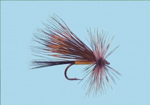 Turrall Caddis /Sedge - Elk Hair Yellow Sally - Ca23