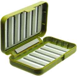 Richard Wheatley Comp-Lite Easy Slot Fly Box - 9601
