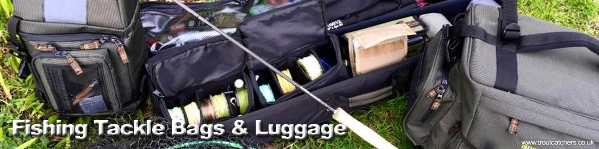 Fly Fishing Tackle Bags & Luggage