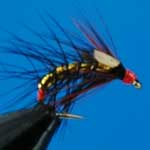 Snatcher Doobry Jc Wet Trout Fishing Fly #12 (W226)