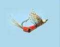 Turrall Saltwater Scates Shrimp Red - Sw40