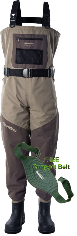 Snowbee Prestige Bootfoot Combi Chest Wader Fuller Body - 11163FB-02
