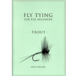 Fly Tying for The Beginner by John Veniard