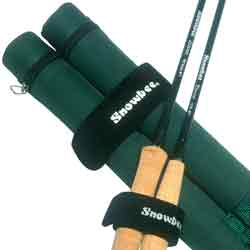 Snowbee Neoprene Rod Straps - Small - 19002