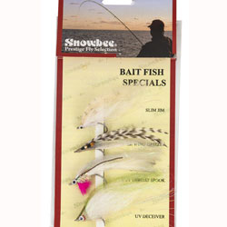 Snowbee Bait Fish Specials Fly Selection - SF400