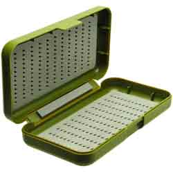 Richard Wheatley Comp-Lite Easy Grip Fly Box - 9703