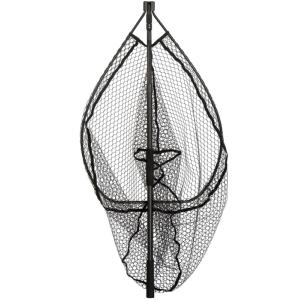 Snowbee Ranger Folding Head Trout / Sea Trout Net - Telescopic Handle 15133