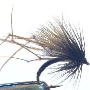 Gary Pearson Flies - Turrall - Black Shadow - GP08 - Size 12