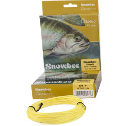 Snowbee Classic Fly Line - Floating - Cff