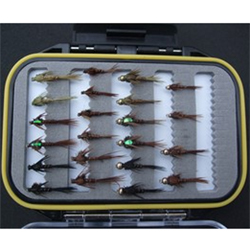 Turrall Fly Pod Pheasant Tails Selection - FPOD18