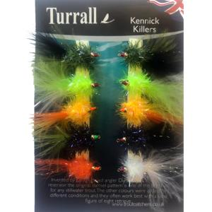 Kennick Killer Turrall Fly Selection - KKS
