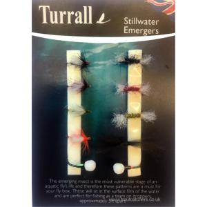 Stillwater Emerger Turrall Fly Selection - SES