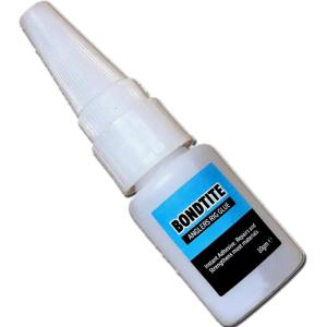 Bondtite Anglers Glue - Waterproof Superglue