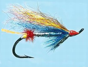 Turrall Salmon Fly Silver Doctor - Ss11