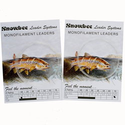 Snowbee Monofilament Leaders