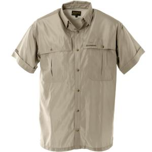 Snowbee 'Solaris' Fishing Shirts - Short Sleeve