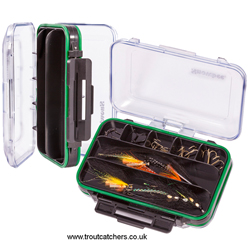 Snowbee Waterproof Tube Fly Box - 14748