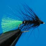 Zulu Viva Wet Trout Fishing Fly #12 (W285)