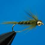 Damsel Gh Lure L/S Trout Fishing Fly