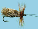 Turralls G & H Sedge Flies
