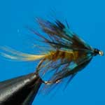 Invicta Wet Irish Bumble Trout Fishing Fly #10 (W314)