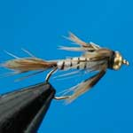 Mayfly G.H.Nymph S/S Trout Fishing Fly