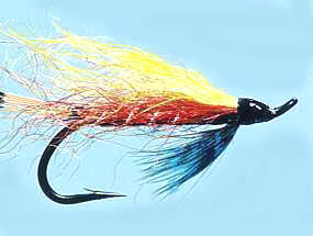 Turrall Salmon Fly Garrydog - Ss04