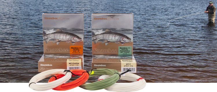 Snowbee XS Floating Fly Lines