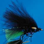 Viva Straggle Jc Mini Lure Trout Fishing Fly #10 (L50)