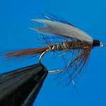 Hares Ear Wet Trout Fishing Fly #12 (W129)
